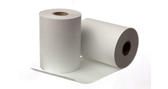 Mobile Printer Paper, sold in packs of 5 rolls